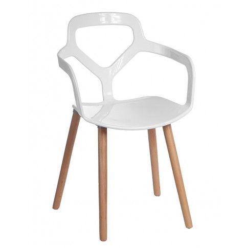 Zdjęcie produktu Krzesło Palmo - białe.