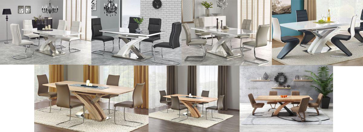 Ekskluzywne stoły Zander - eleganckie