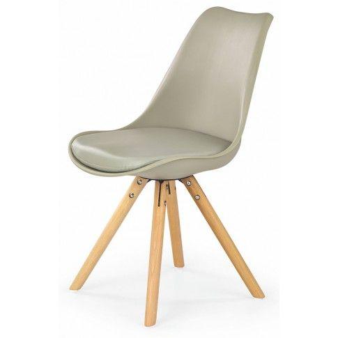 Zdjęcie produktu Krzesło skandynawskie Depare - khaki.