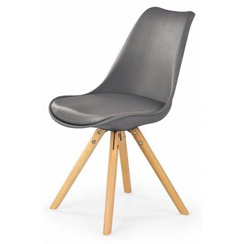 Zdjęcie produktu Krzesło skandynawskie Depare - popiel.