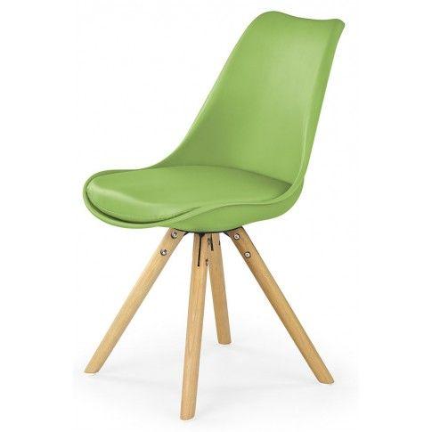 Zdjęcie produktu Krzesło skandynawskie Depare - zielone.