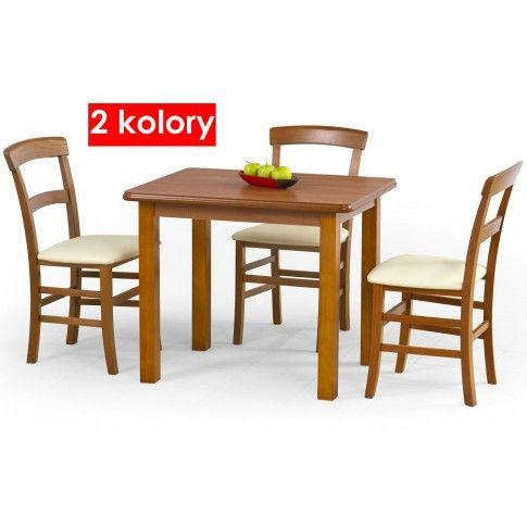 Zdjęcie produktu Kuchenny stół Dinos 90 cm - 2 kolory.