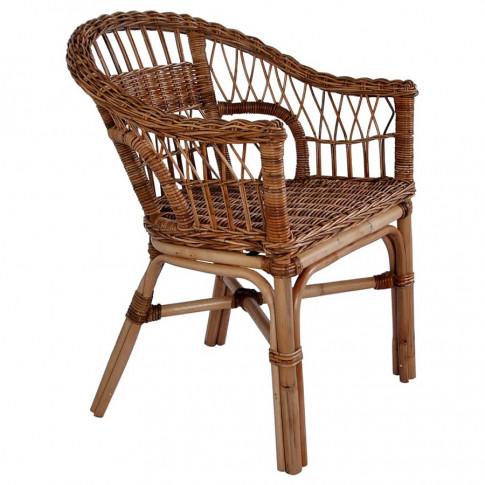 rattanowe krzesło ogrodowe avery