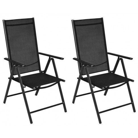 Zdjęcie produktu Składane krzesła ogrodowe Safari 2 szt..