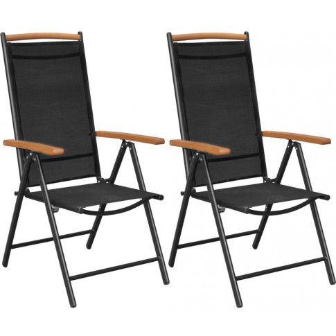 Zdjęcie produktu Składane krzesła ogrodowe Amareto 2 szt..