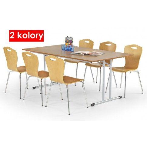 Zdjęcie produktu Konferencyjny stół Lerix 100 cm - 2 kolory.