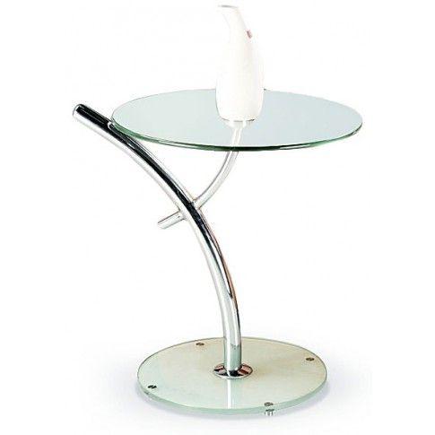 Zdjęcie produktu Okrągła ława szklana Varia.