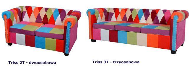 rozmiary sofy Triss