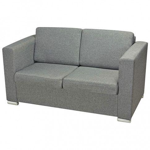 dwuosobowa sofa sigala2q jasnoszara