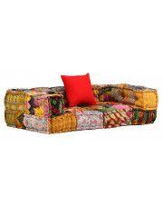 2-osobowa modułowa sofa Demri 1D