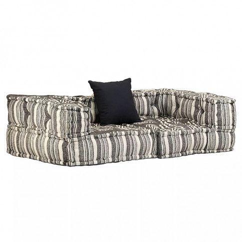 Sofa modułowa Demri D1 w paski