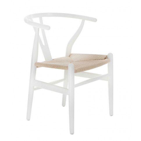Zdjęcie produktu Krzesło typu hałas Ermi - białe.