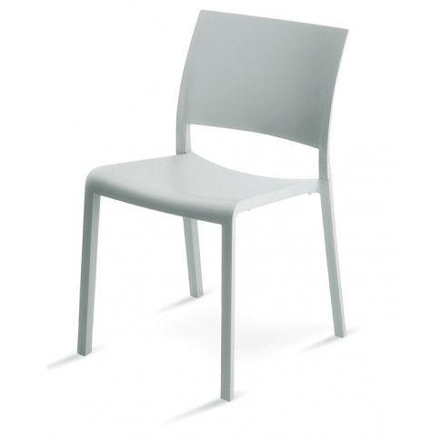 Zdjęcie produktu Krzesło Salmo - białe.