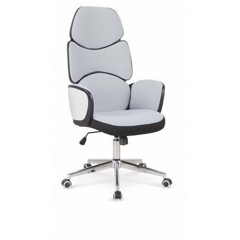 Zdjęcie produktu Fotel gabinetowy Misti - szary.