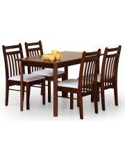 Drewniany stół Cezir - czereśnia antyczna