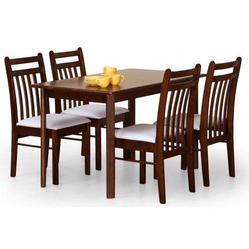 Zdjęcie produktu Drewniany stół Cezir - czereśnia antyczna.
