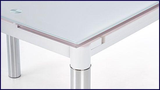 Szklany stół Promex