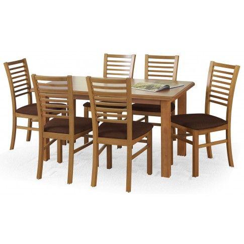 Zdjęcie produktu Stół rozkładany Denon - olcha.