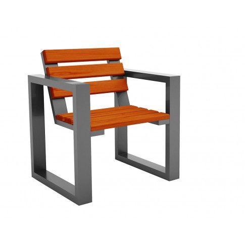 Zdjęcie produktu Fotel ogrodowy Norin Silver- 8 kolorów .