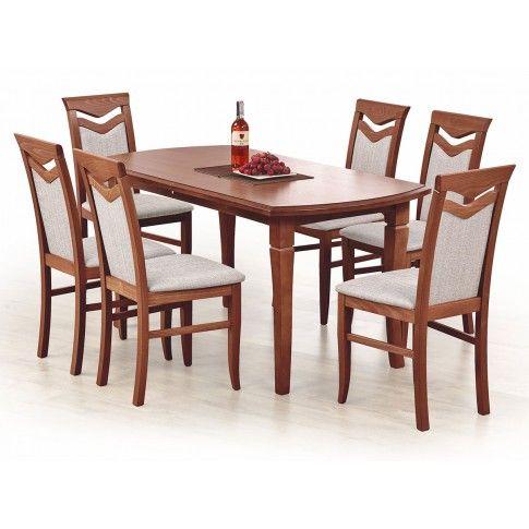 Zdjęcie produktu Rozkładany stół Lister XL - czereśnia antyczna.