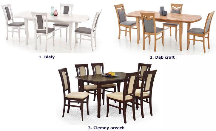 Wizualizacja stołów Lister.