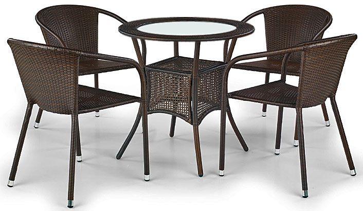 Krzesło ogordowe Lukka