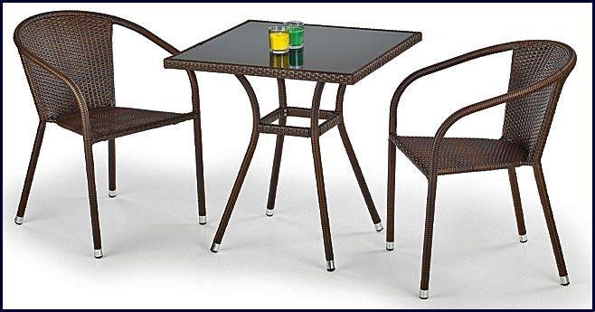 Stół ogrodowy Tito - kwadratowy