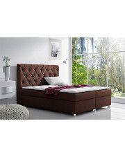 Łóżko kontynentalne Clara 180x200 - 44 kolory