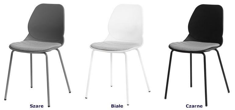 Nowoczesne krzesła Effi 2X - stylowe