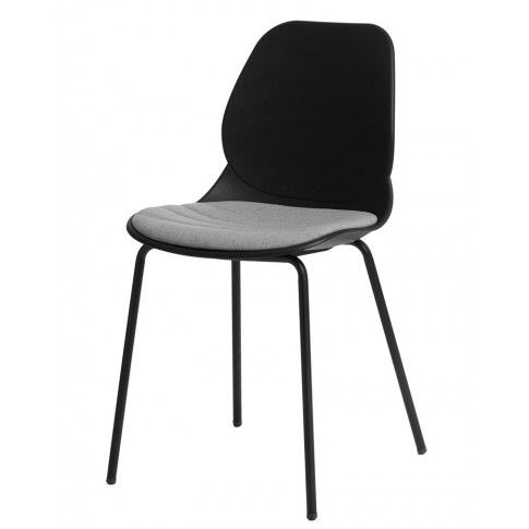 Zdjęcie produktu Wygodne krzesło Effi 2X - czarne.