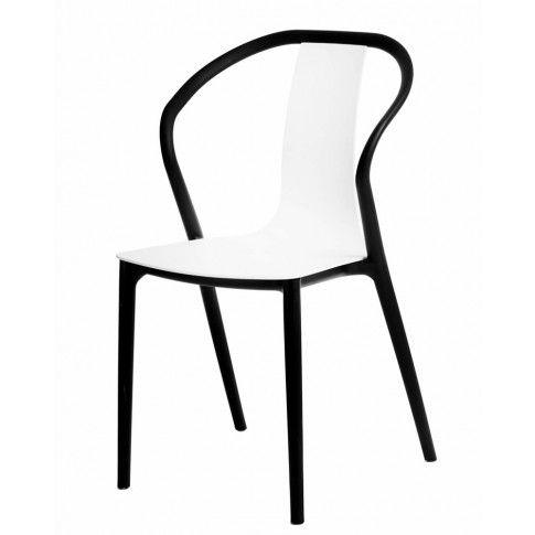 Zdjęcie produktu Designerskie krzesło Emeli - białe.