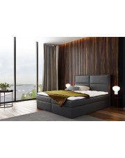 Łóżko kontynentalne Frezja 180x200 - 44 kolory