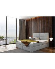 Łóżko kontynentalne Frezja 200x200 - 44 kolory