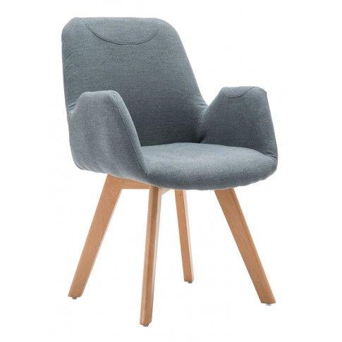 Zdjęcie produktu Fotel wypoczynkowy do salonu Marvin - popielaty.