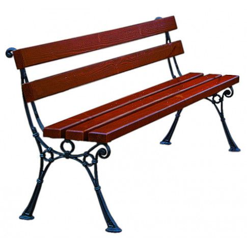 Zdjęcie produktu Ławka ogrodowa Venezia 3X 150cm - 7 kolorów .
