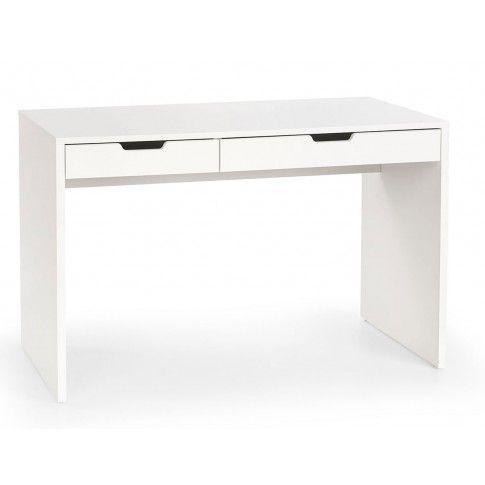 Zdjęcie produktu Biurko z szufladami Foxim 8X - białe.