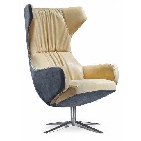 Zdjęcie produktu Tapicerowany fotel wypoczynkowy Eliors.