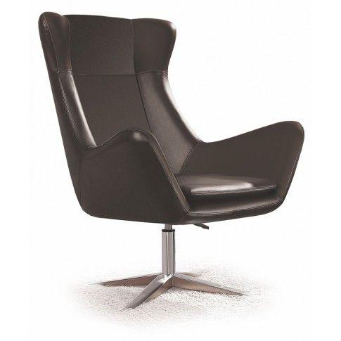 Zdjęcie produktu Fotel wypoczynkowy Alexin - czarny.