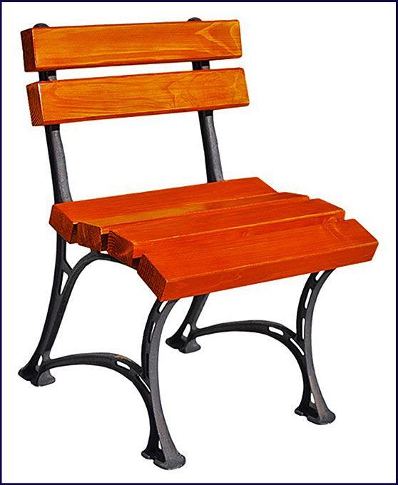 Krzesło ogrodowe Figaro - kolory
