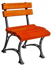 Drewniane krzesło ogrodowe Figaro - 7 kolorów