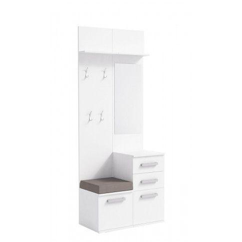 Zdjęcie produktu Skandynawska garderoba Dimmi - biała.