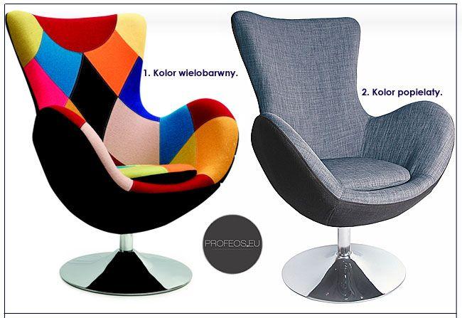 Tapicerowany fotel relaksacyjny Zoltis