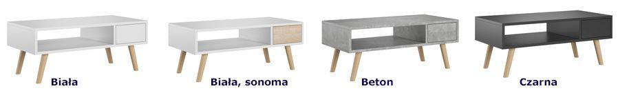 Minimalistyczne ławy Gava - funkcjonalne