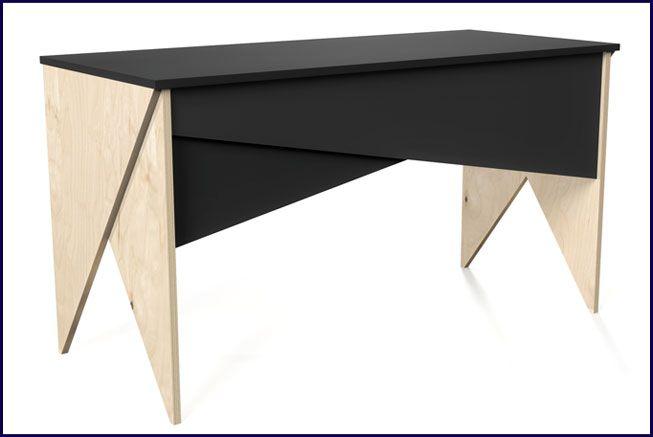 biurko do pracy nauki drewniane
