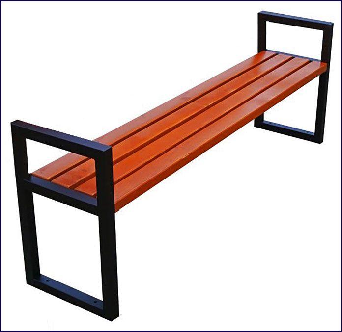 ławka drewniana parkowa Dianema