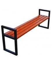 Nowoczesna ławka parkowa Dianema 180 cm - 84 kolory