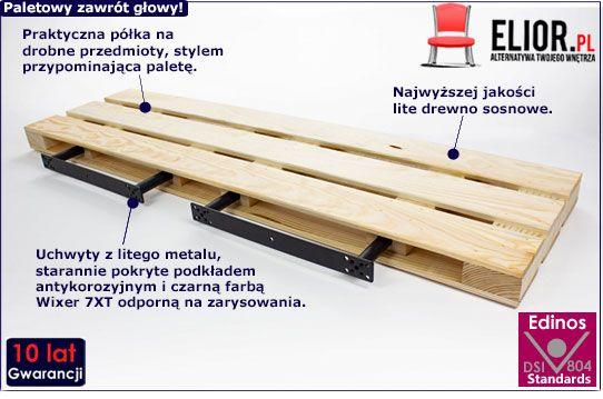Baltica 10X półka 90 cm