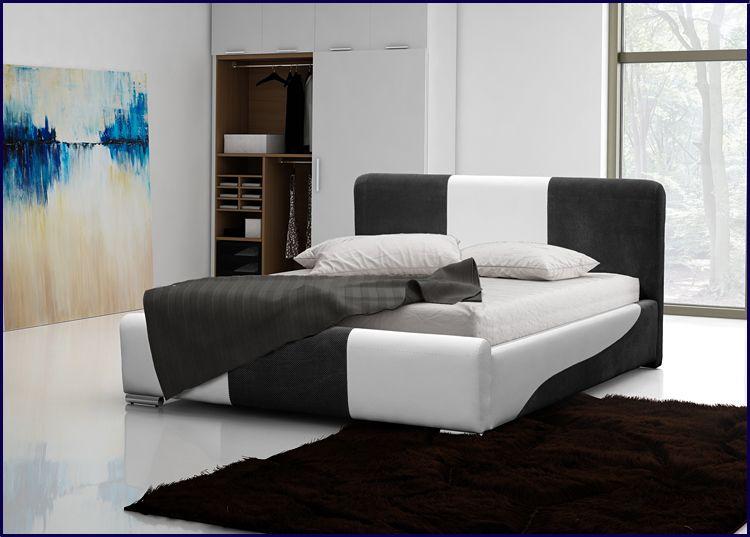 Tapicerowane łóżko Juno 120x200