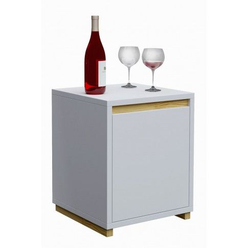 Zdjęcie produktu Skandynawski stolik nocny Inelo D6.