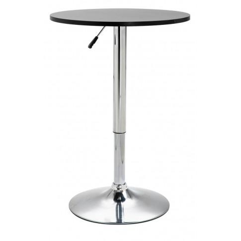 Kuchenny czarny stolik barowy  Baller